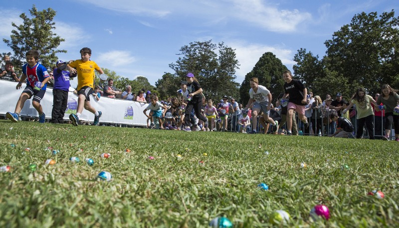 Cadbury Easter Egg Hunt and Family Picnic