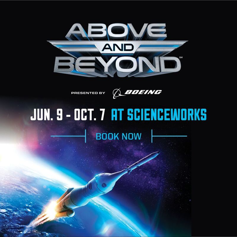 Above & Beyond at Scienceworks Preview Event Ticket Giveaway