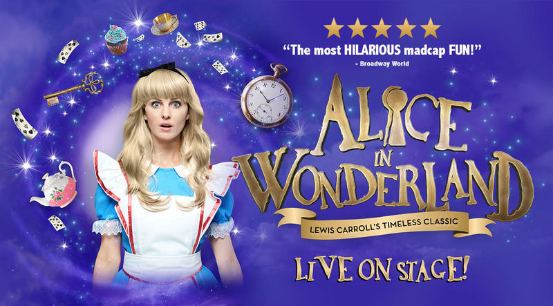 Alice in Wonderland Live on Stage 2019