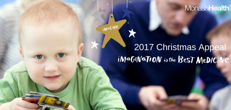 All We Want for Christmas Is A Healthier Future For Our Son