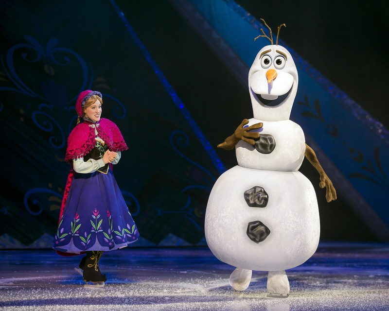 REVIEW: Disney on Ice presents Magical Ice Festival