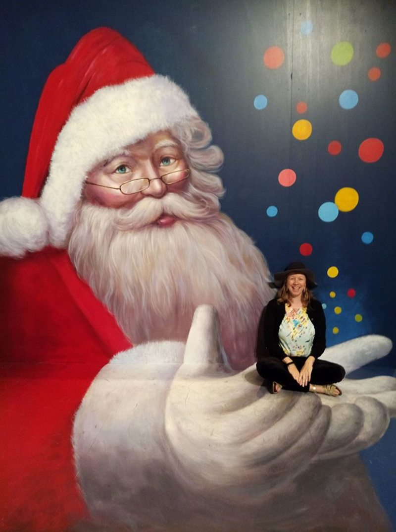 ArtVo Christmas Pop-up Gallery at Crown Melbourne