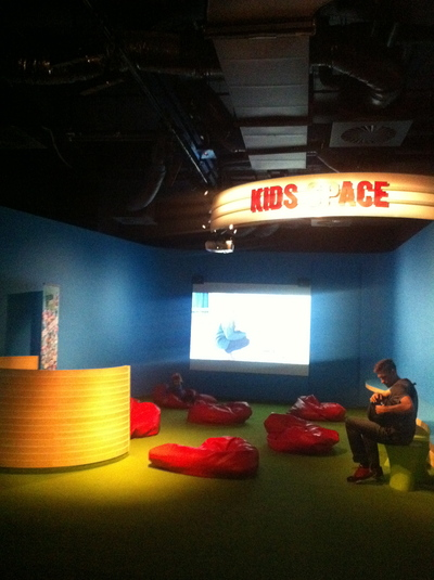 australian centre for the moving image, kids, kids activities in melbourne, kids flicks, federation square