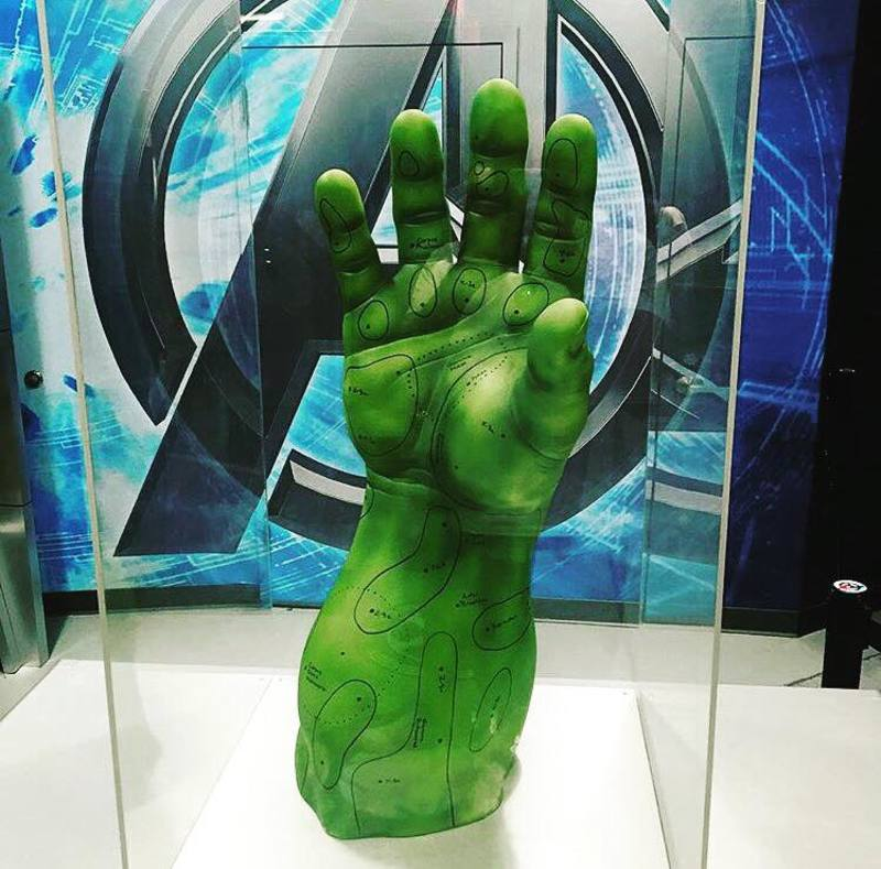 Avengers Station