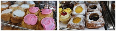 Award winning bakery draws visitors from all over Melbourne to Ormond. Montage