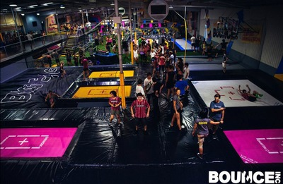 Bounce Inc Blackburn North minibounce and bounce fit classes
