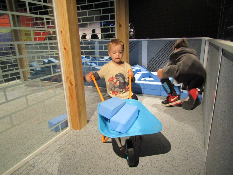 Ground Up: Building Big Ideas, Together at Scienceworks