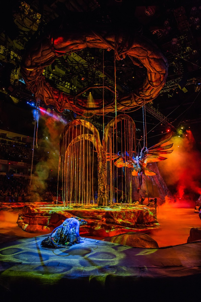 REVIEW: TORUK – The First Flight by Cirque du Soleil