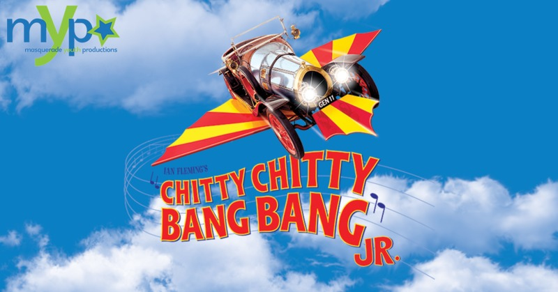 Chitty Chitty Bang Bang Jr. at the Drum Theatre
