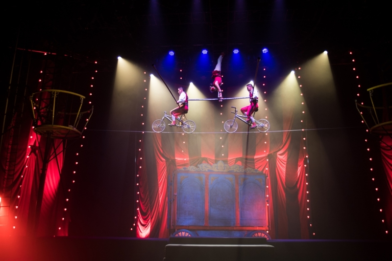 Circus 1903 at the Regent Theatre Melbourne: REVIEW