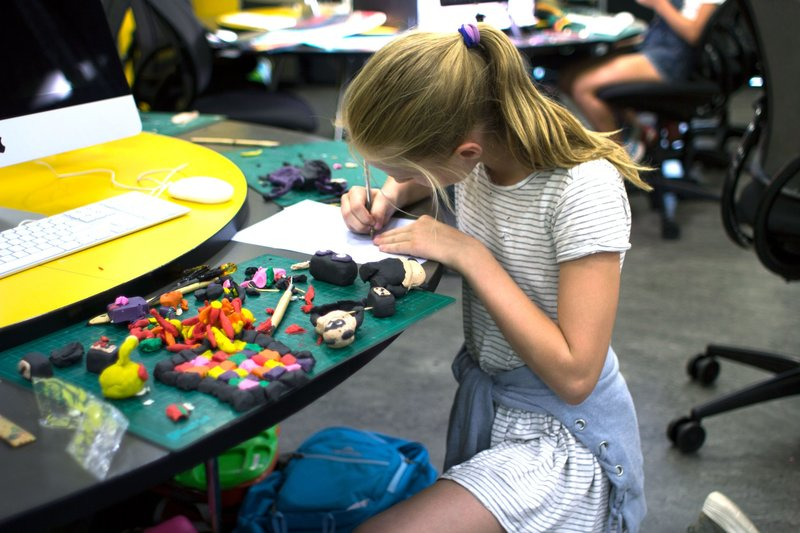 Winter School Holiday Workshops at ACMI