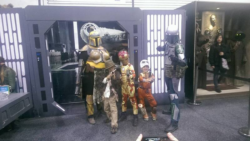 Oz Comic-Con Melbourne Family Pass GIVEAWAY