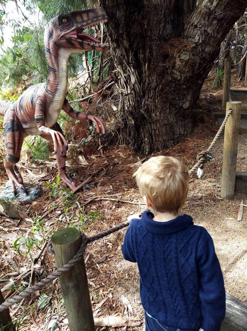 Dinosaur World in Somerville