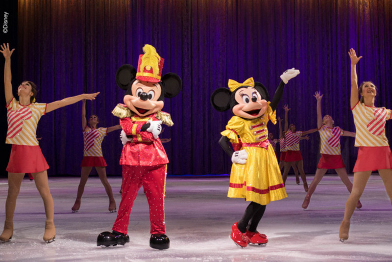 Disney on Ice celebrates 100 Years of Magic in Melbourne