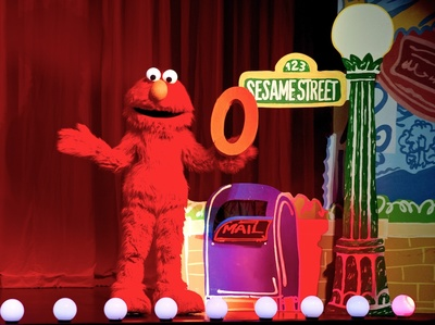 elmos world tour