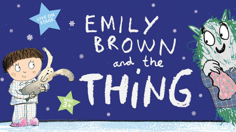 Emily Brown and The Thing at Arts Centre Melbourne