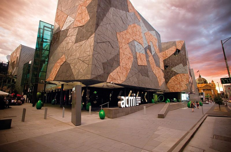 Family Fun at the Australian Centre for the Moving Image (ACMI)