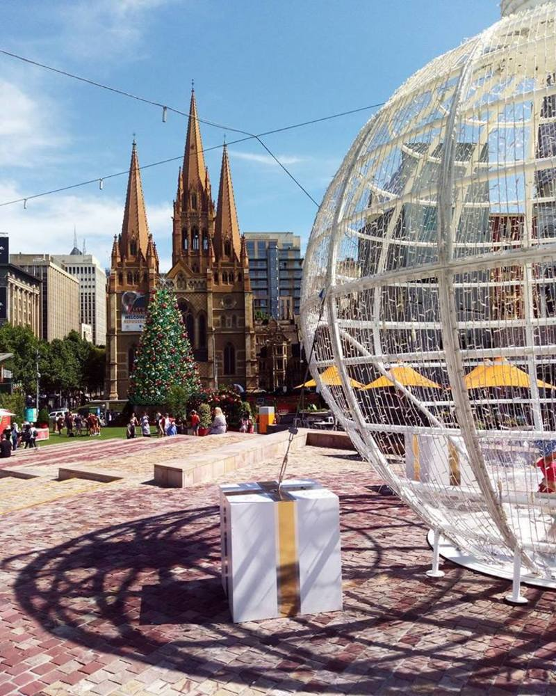 6 Christmasy Things To Do With Kids In Melbourne This December