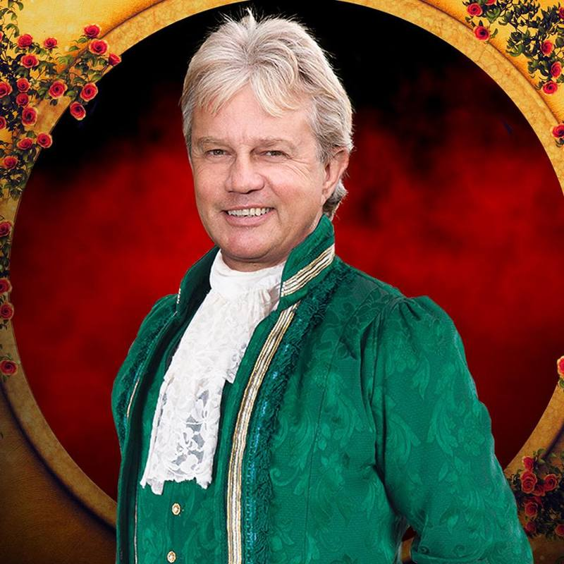 FRAZER HINES AS KING LOUIS  - Win a Family Pass to Bonnie Lythgoe's Sleeping Beauty in Melbourne