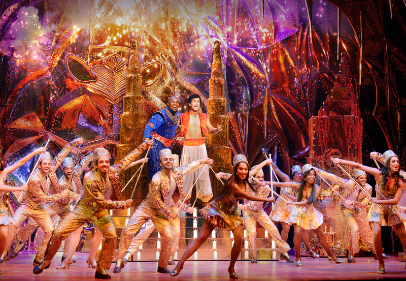 Aladdin - The Musical in Melbourne: REVIEW