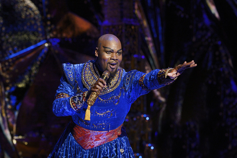 Genie - Michael James Scott