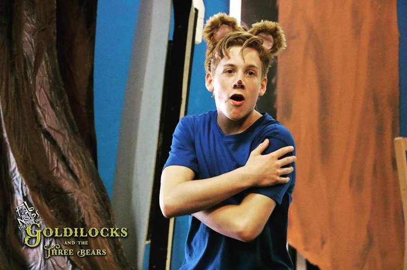 Goldilocks and the Three Bears by Fab Nobs Theatre Inc