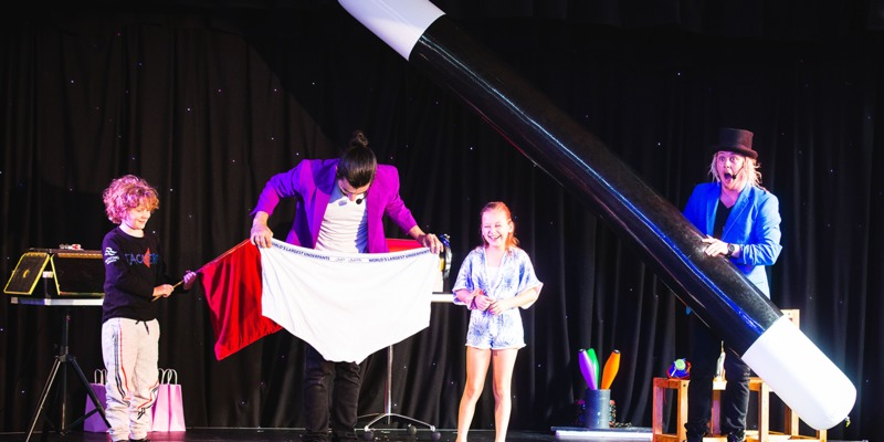 The Greatest Magic Show - Melbourne Magic Festival