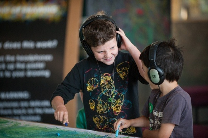 School Holiday Program at the Ian Potter Centre in Clayton