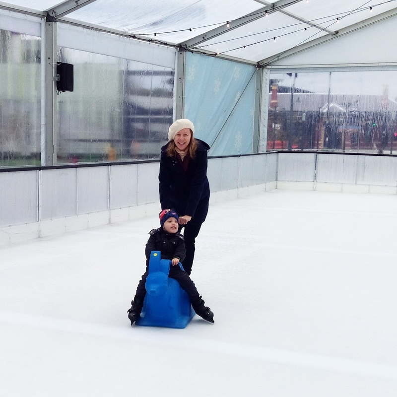 2018 Pop Up Ice Skating Rinks in Melbourne