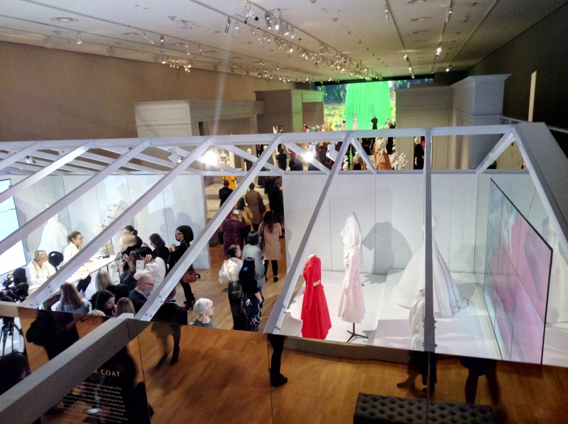 The House of Dior: Seventy Years of Haute Couture opens at the National Gallery of Victoria