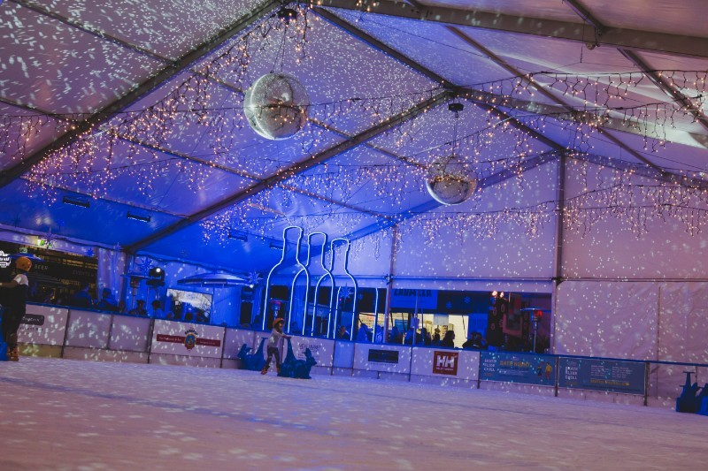 Skate, Slide and Chill at the Common Man South Wharf