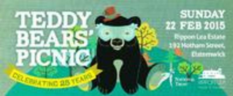 Teddy bears picnic ripponlea gardens 22nd february kidtown teddy bears picnic ripponlea gardens 22nd february kidtown melbourne negle Images
