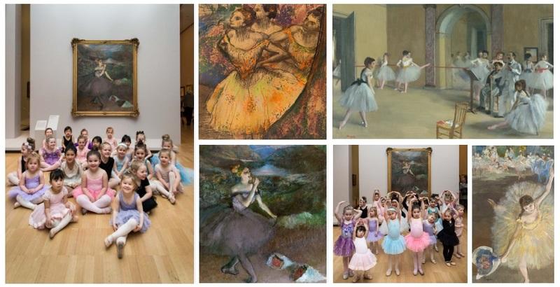 Free Entry for your Tiny Dancers to Degas: A New Vision at NGV