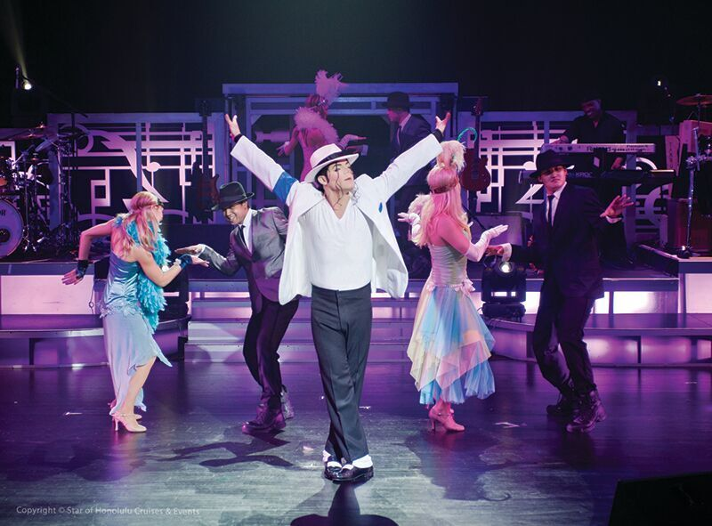 REVIEW: Legends in Concert Tribute to the Stars at The Palms 2018