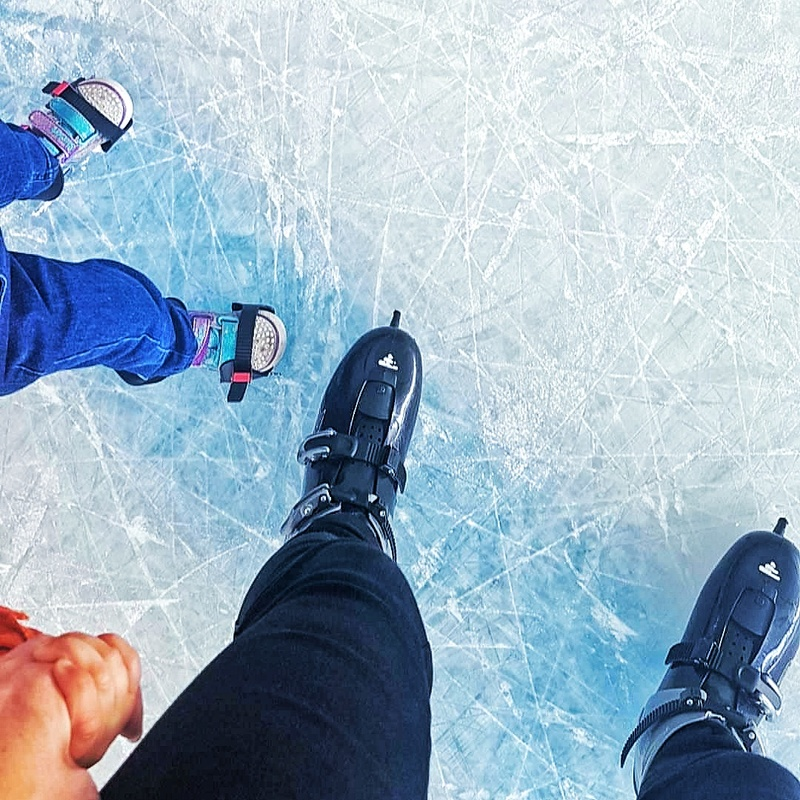 Ticket Giveaway: Melbourne Ice Slide and River Rink in Fed Square