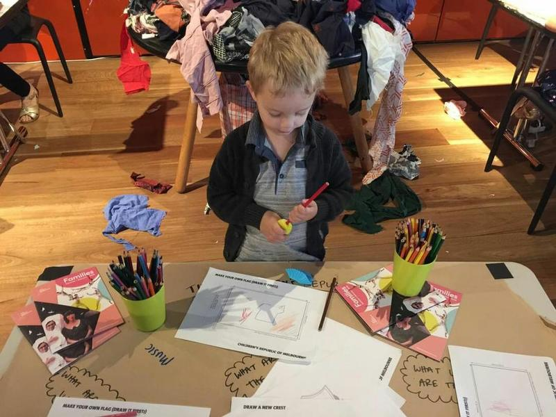 Arts Centre Melbourne for Families 2018 Summer Autumn Program
