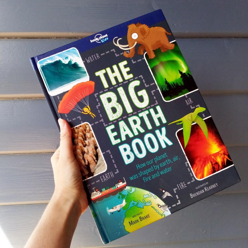 The Story of Earth Book by Lonely Planet