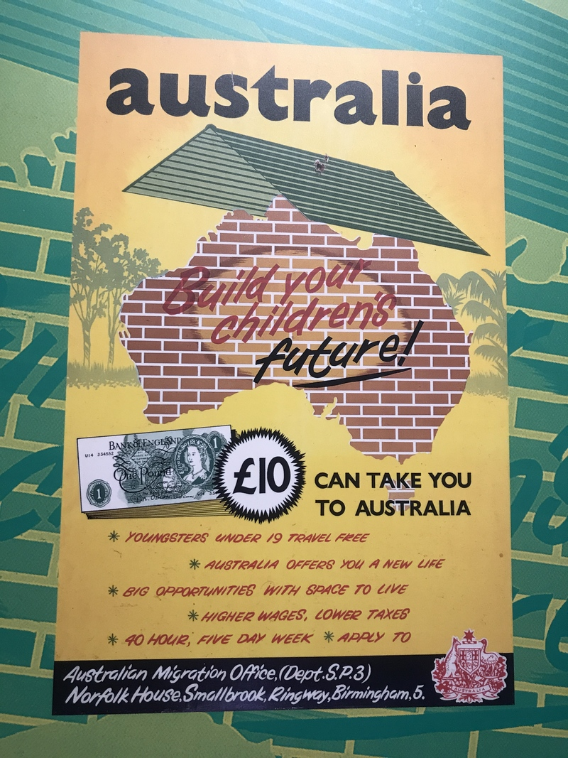British Migrants, Instant Australians? - The Immigration Museum