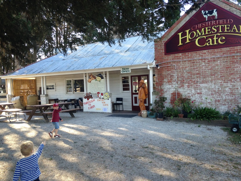 Chesterfield Farm: Country Life in the City