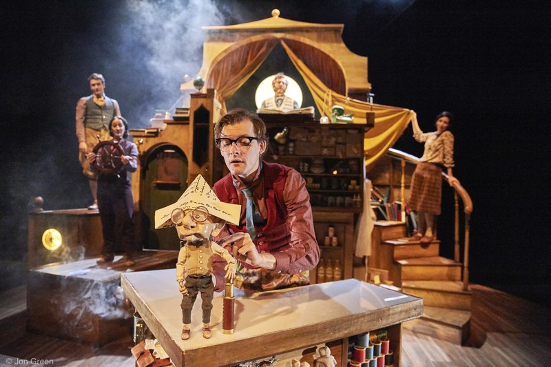Book of Lost Stories at Arts Centre Melbourne