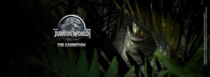 Jurassic World: The Exhibition FAMILY PASS GIVEAWAY