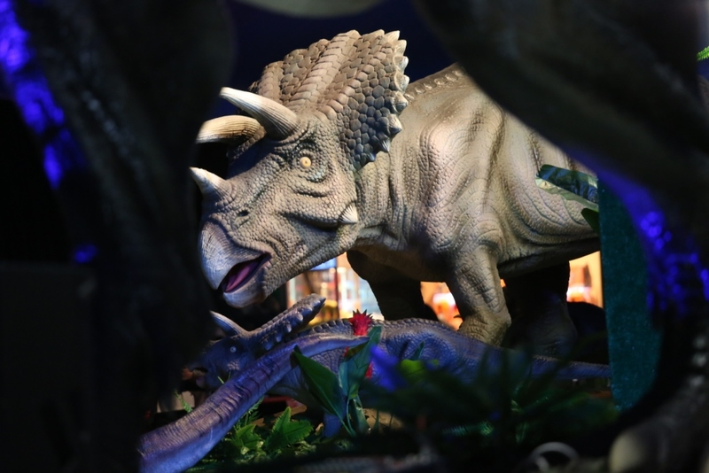 Jurassic Creatures is coming to St Kilda