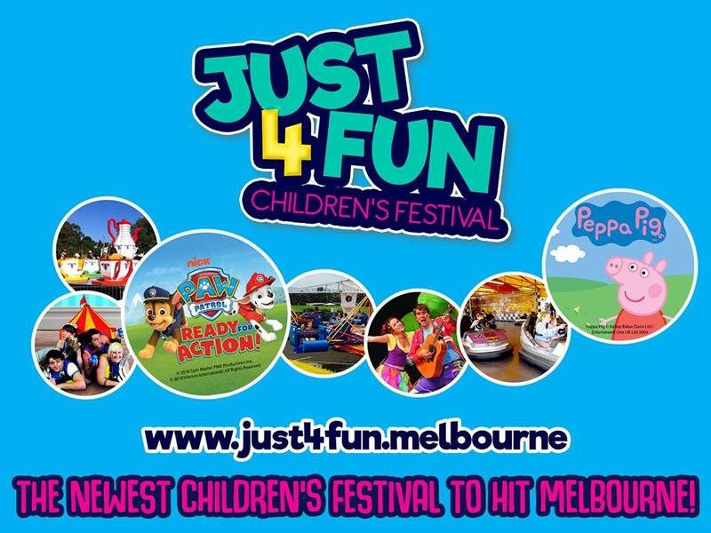 Just 4 Fun Kids Children's Festival 2018