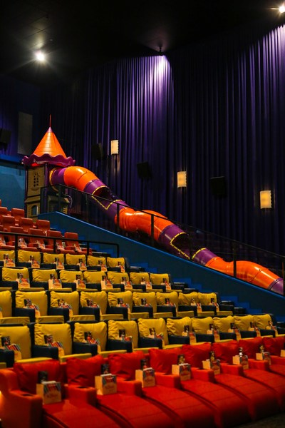 Village Cinemas has paved the way for the future of kids movie experiences  with two exclusively designed child-friendly cinemas now open to the public. 07ee0234152