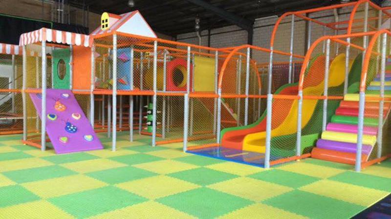 Kid Factory Indoor Playground in Dingley Village