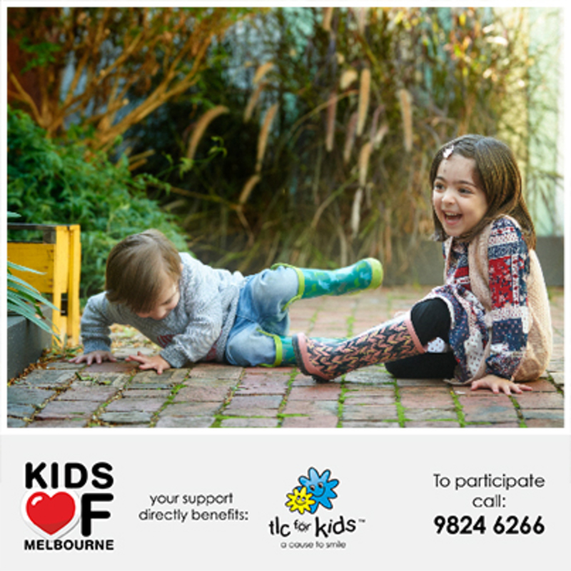 Kids of Melbourne Charity Book Project
