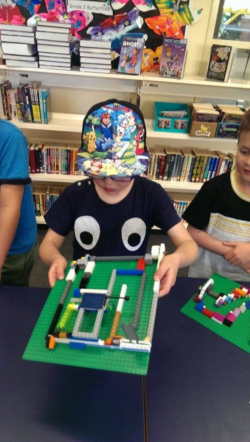 Build it 4 kids LEGO Winter Workshops 2018