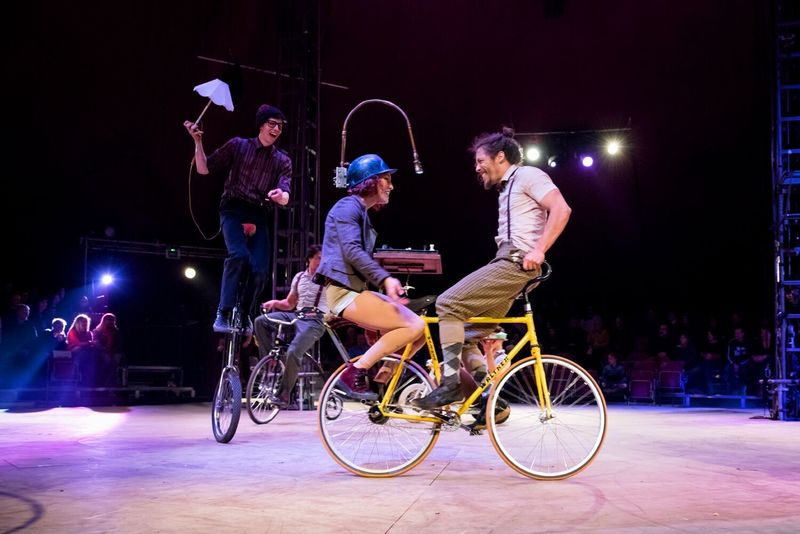 Review: Melbourne International Arts Festival's Lexicon Circus