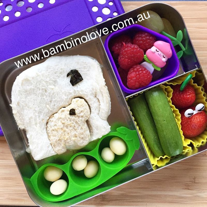 Bambino Love - Waste Free Lunches Made Easy