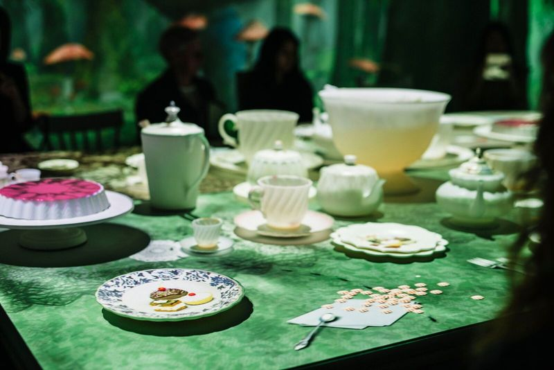 Wonderland Exhibition at the Australian Centre for the Moving Image